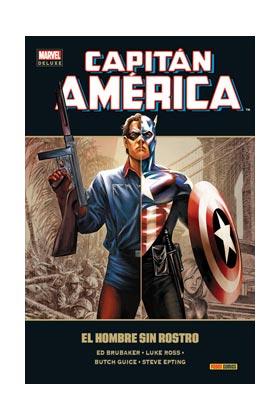 CAPITAN AMERICA 08. EL HOMBRE SIN ROSTRO  (MARVEL DELUXE)