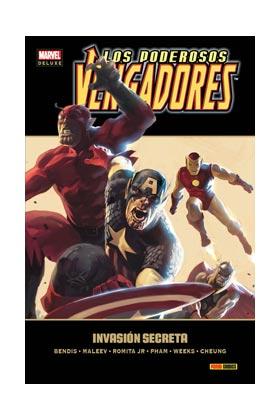 LOS PODEROSOS VENGADORES 03: INVASION SECRETA (MARVEL DELUXE)