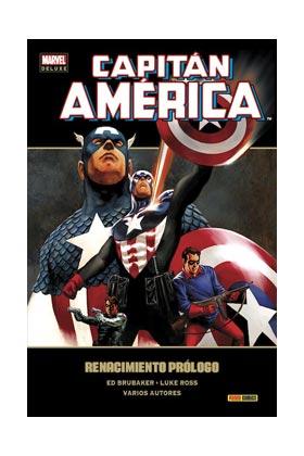CAPITAN AMERICA 09. RENACIMIENTO PROLOGO  (MARVEL DELUXE)