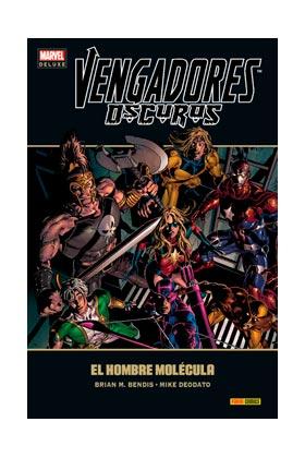 VENGADORES OSCUROS 2. EL HOMBRE MOLECULA  (MARVEL DELUXE)