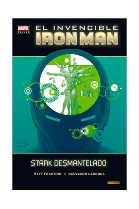 INVENCIBLE IRON MAN 03. STARK DESMANTELADO (MARVEL DELUXE)