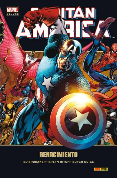CAPITAN AMERICA 10. RENACIMIENTO (MARVEL DELUXE)