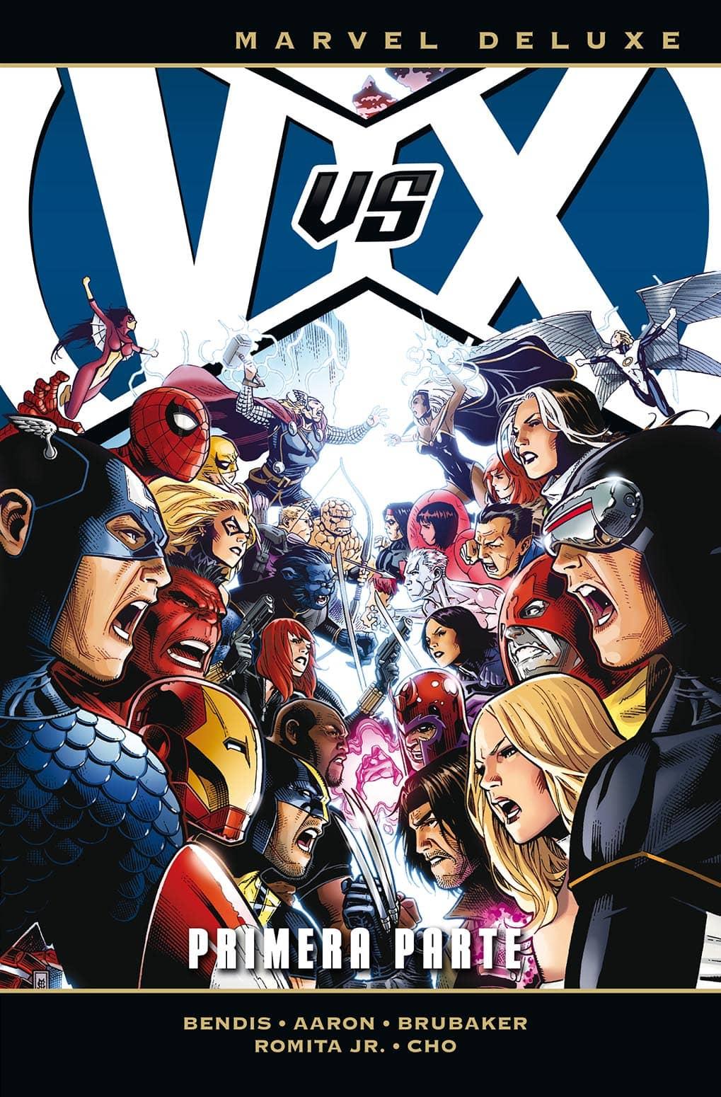 VVX: LOS VENGADORES VS. LA PATRULLA-X . PRIMERA PARTE  (MARVEL DELUXE)