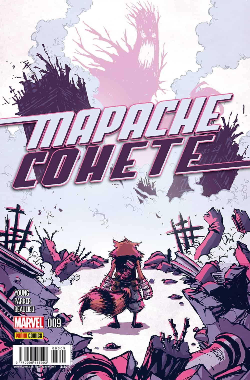 MAPACHE COHETE 09