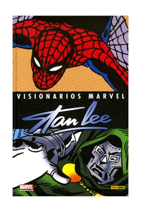 VISIONARIOS MARVEL: STAN LEE (MARVEL DELUXE)