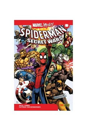 SPIDERMAN SECRET WARS (MARVEL IMPACT)