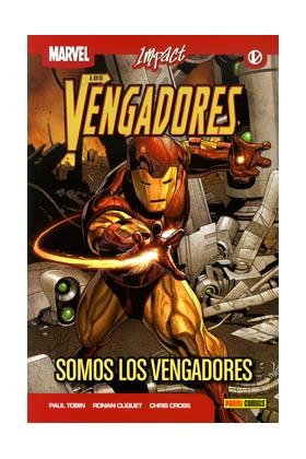 LOS VENGADORES 01 (MARVEL IMPACT)