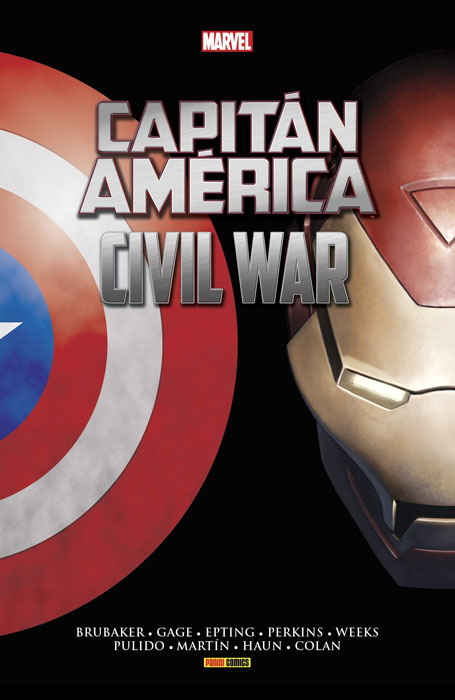 CAPITAN AMERICA.CIVIL WAR  (MARVEL INTEGRAL)