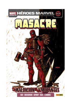 MASACRE 08. LA MALDICION DE LOS MUTANTES