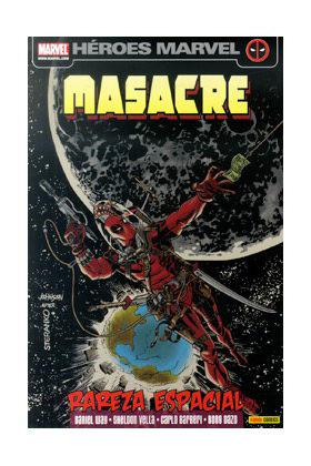 MASACRE 10: RAREZA ESPACIAL