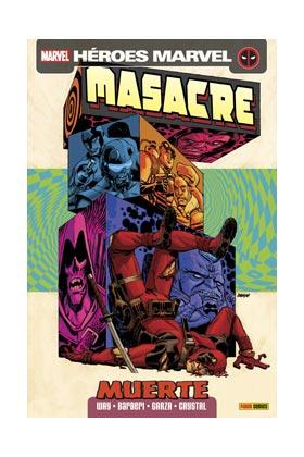 MASACRE 13. MUERTE