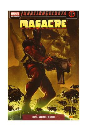 MASACRE 01. UNO DE LOS NUESTROS  (INVASION SECRETA)