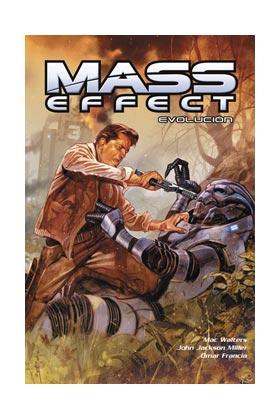 MASS EFFECT 02. EVOLUTION