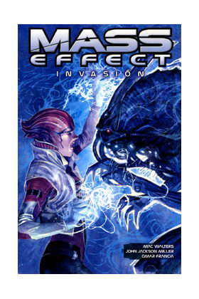 MASS EFFECT 03. INVASION