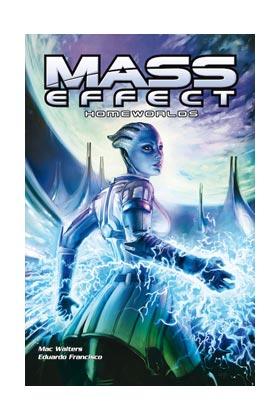 MASS EFFECT 04. PLANETAS DE ORIGEN