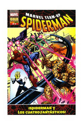 MARVEL TEAM-UP SPIDERMAN 17. SPIDERMAN Y LOS CUATRO FANTASTICOS!