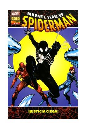 MARVEL TEAM-UP SPIDERMAN 18. JUSTICIA CIEGA!
