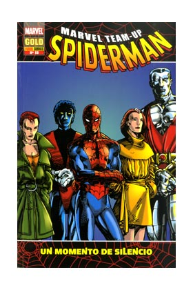 MARVEL TEAM-UP SPIDERMAN 19. UN MOMENTO DE SILENCIO