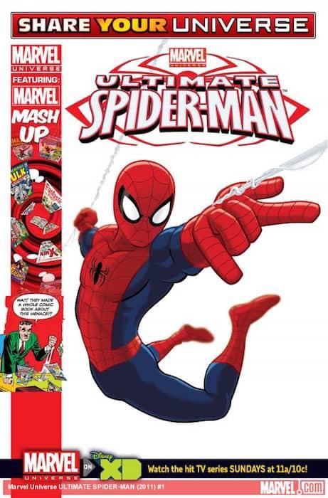 UNIVERSO MARVEL PRESENTA 01: ULTIMATE SPIDERMAN