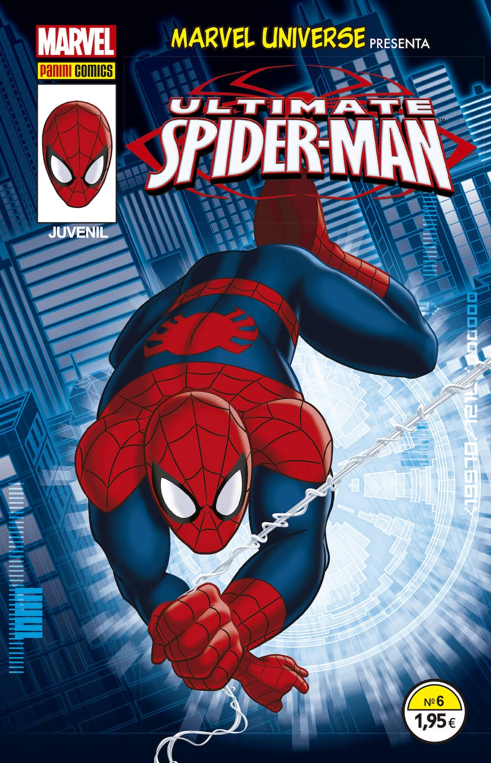 UNIVERSO MARVEL PRESENTA 06: ULTIMATE SPIDERMAN