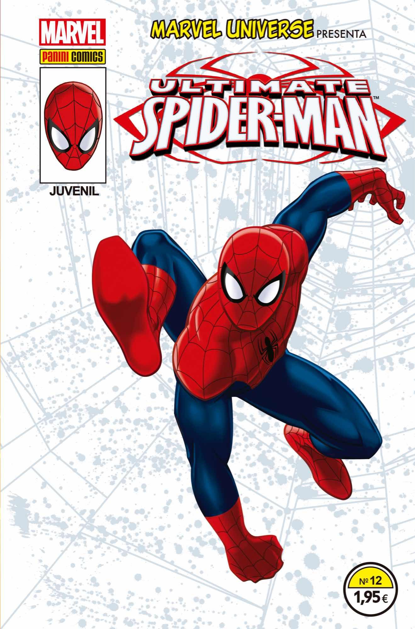 UNIVERSO MARVEL PRESENTA 12: ULTIMATE SPIDERMAN