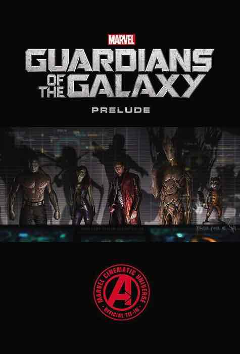 MARVEL CINEMATIC COLLECTION 04. GUARDIANS OF THE GALAXY