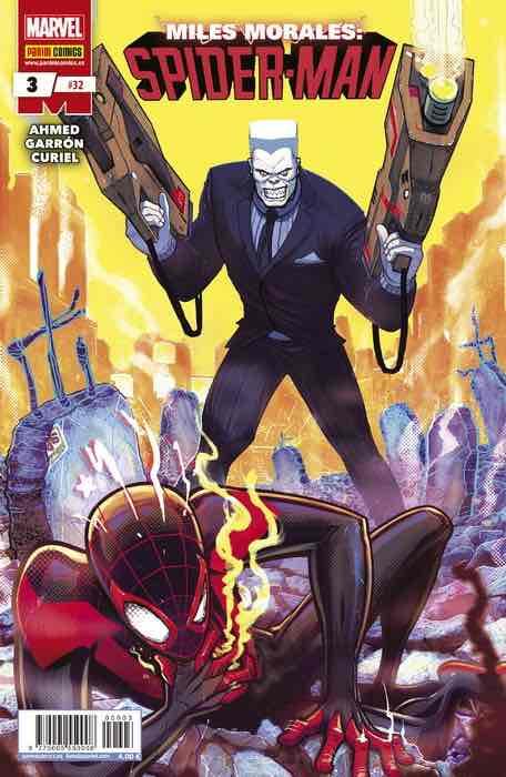 MILES MORALES: SPIDER-MAN 03