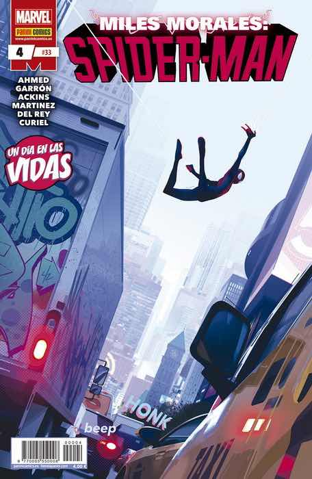 MILES MORALES: SPIDER-MAN 04