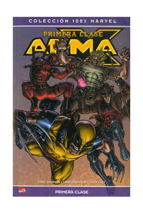 ARMA-X: PRIMERA CLASE