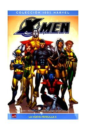 X-MEN PRIMERA CLASE: LA NUEVA PATRULLA-X