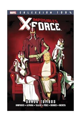 IMPOSIBLES X-FORCE 07. DANDO TUMBOS