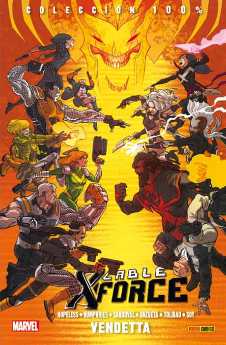CABLE Y X-FORCE VOL. 3. VENDETTA
