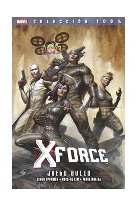 IMPOSIBLES X-FORCE 08. JUEGO SUCIO