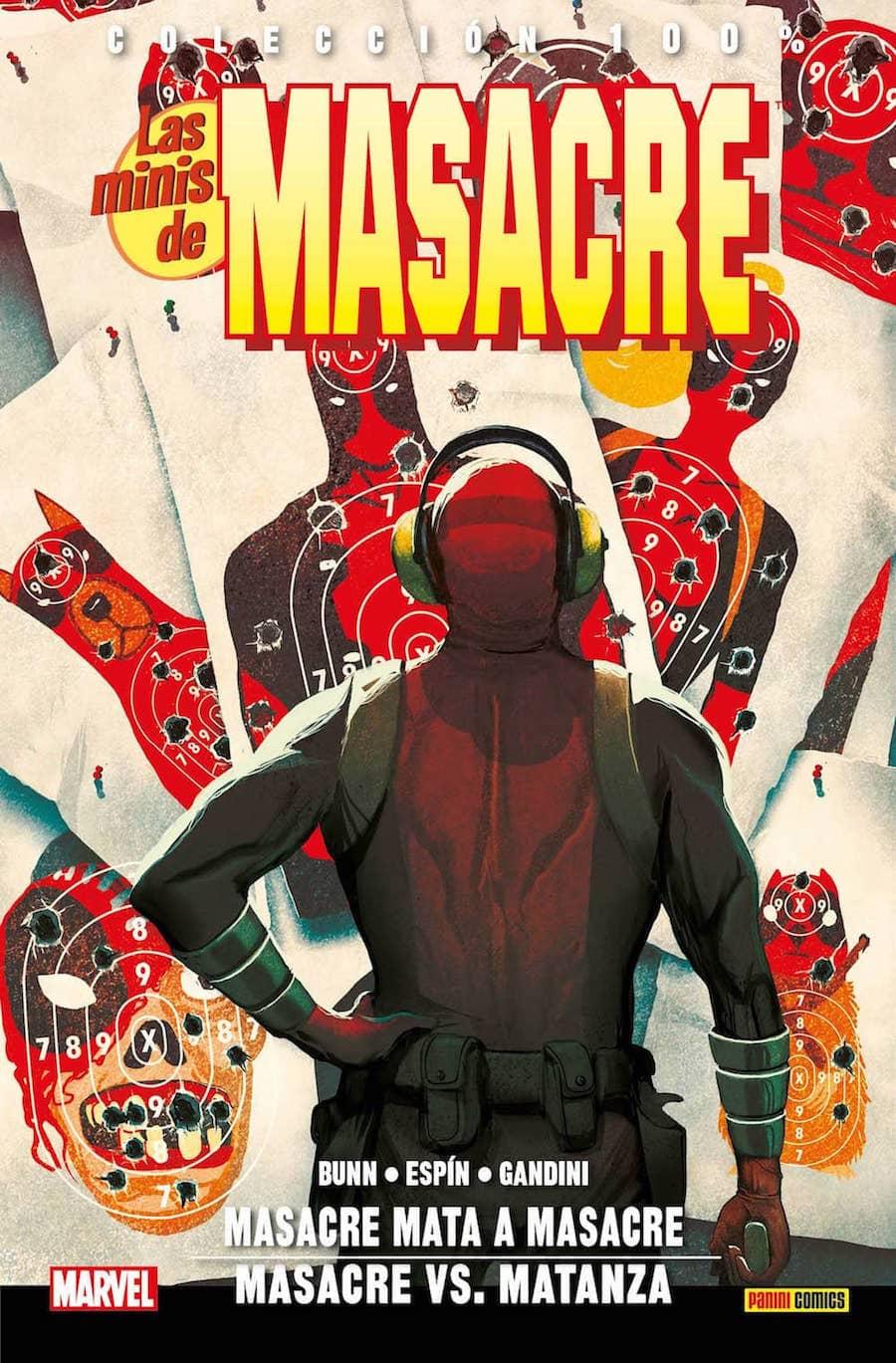 LAS MINIS DE MASACRE 03: MASACRE MATA A MASACRE / VS MATANZA