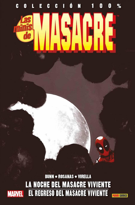 LAS MINIS DE MASACRE 04: EL REGRESO DEL MASACRE VIVIENTE