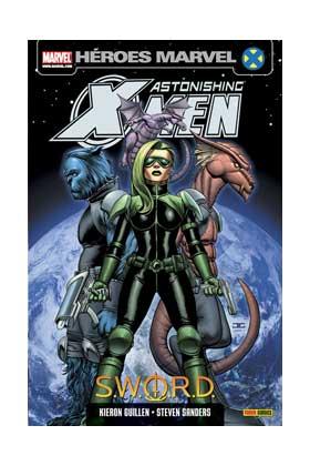 ASTONISHING X-MEN: SWORD