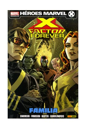 X-FACTOR FOREVER. FAMILIA