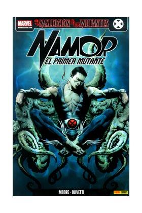 NAMOR: EL PRIMER MUTANTE 01. LA MALDICION DE LOS MUTANTES