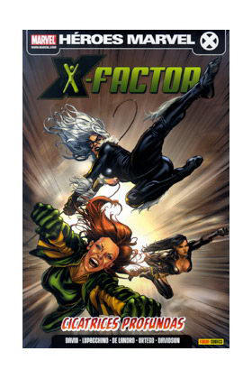 X-FACTOR VOL.2 02. CICATRICES PROFUNDAS