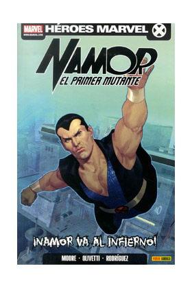 NAMOR: EL PRIMER MUTANTE 02. ¡NAMOR VA AL INFIERNO!