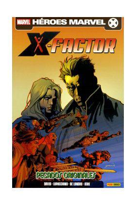 X-FACTOR VOL.2 03. PECADOS ORIGINALES