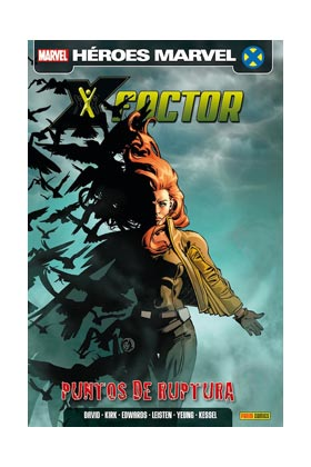 X-FACTOR VOL.2 05. PUNTOS DE RUPTURA