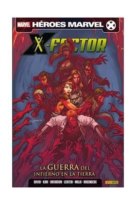 X-FACTOR VOL.2 06. LA GUERRA DEL INFIERNO EN LA TIERRA