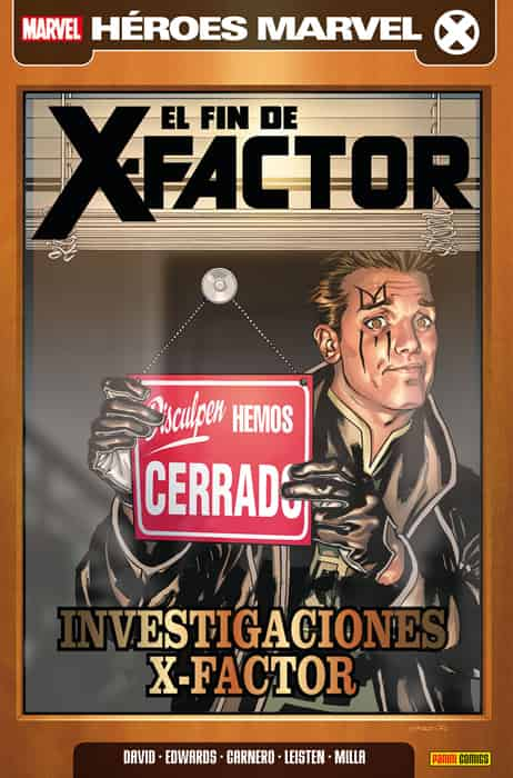 X-FACTOR VOL.2 07. EL FIN DE X-FACTOR