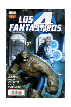 LOS NUEVOS 4 FANTASTICOS VOL. 7 060