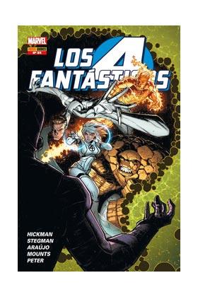 LOS NUEVOS 4 FANTASTICOS VOL. 7 064