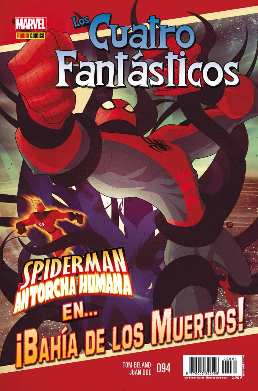 LOS 4 FANTASTICOS VOL. 7 094