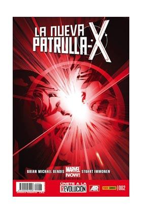 LA NUEVA PATRULLA-X 02