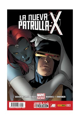 LA NUEVA PATRULLA-X 03
