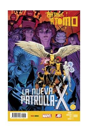 LA NUEVA PATRULLA-X 08